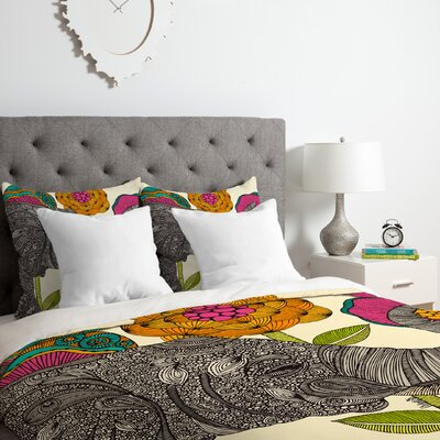 Aaron Duvet Cover Set Size: King