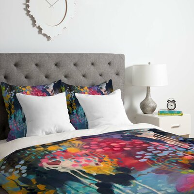 Stephanie Corfee Duvet Cover Set Size: Twin/Twin XL