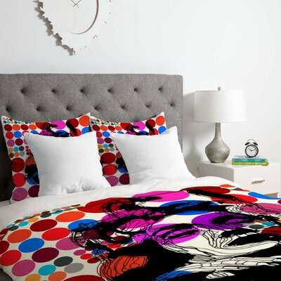 6 Duvet Cover Set Size: Twin/Twin XL
