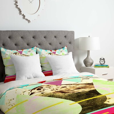 6 Duvet Cover Set Size: King