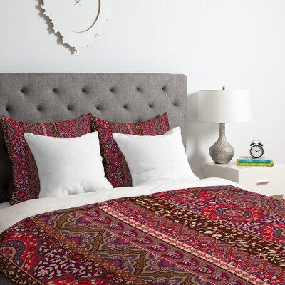 Aimee St Hill Farah Duvet Cover Set Size: Twin/Twin XL