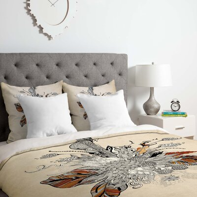 Iveta Abolina 3 Piece Duvet Cover Set