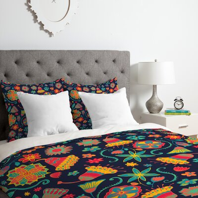 1 Duvet Cover Set Size: Queen