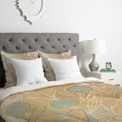 Dantini Duvet Cover Set Size: Queen