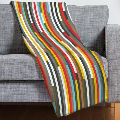 Fimbis Ses Throw Blanket Size: 50 H x 60 W x 1.5 D