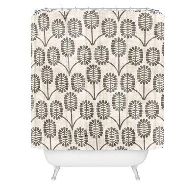 Holli Zollinger Thistle Shower Curtain