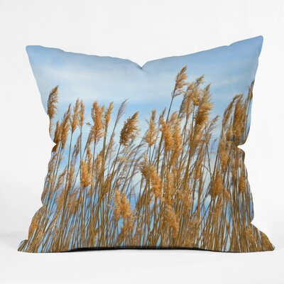 Autumn Throw Pillow Size: 16 H x 16 W x 4 D