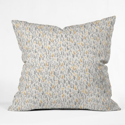 Summer Midday Throw Pillow Size: 16 H x 16 W x 4 D