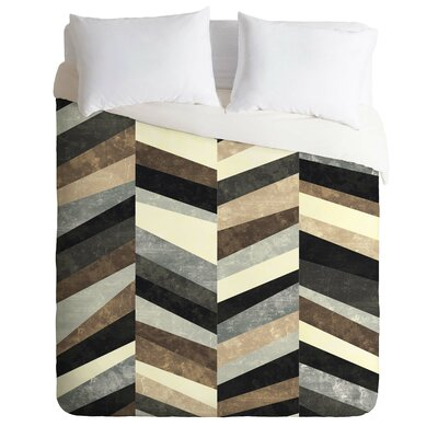 Jacqueline Maldonado Upward Duvet Cover Size: King