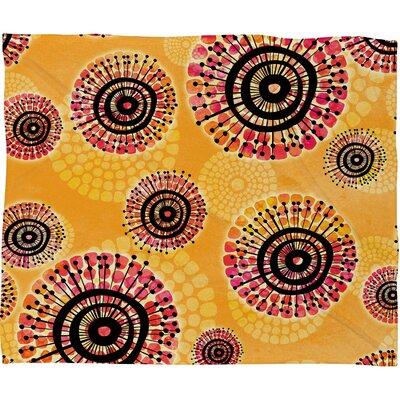 Design Calipso Burst Throw Blanket