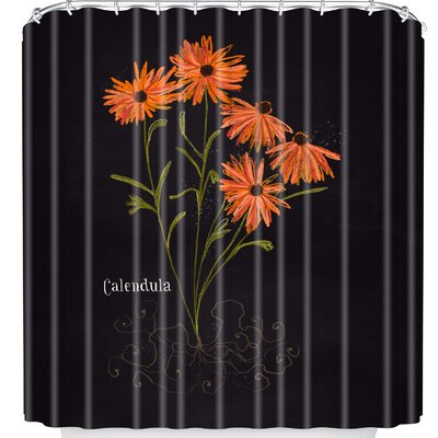 Calendula Shower Curtain