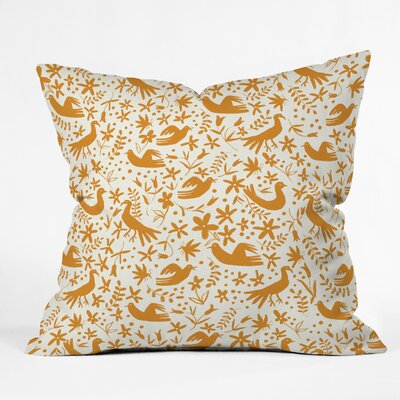 Folklore and Fable Throw Pillow Size: 18 H x 18 W x 5 D