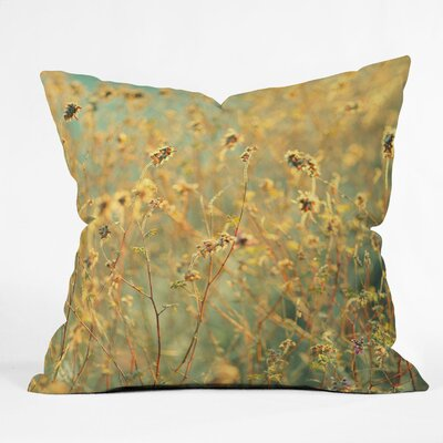 Bright Throw Pillow Size: 16 H x 16 W x 4 D