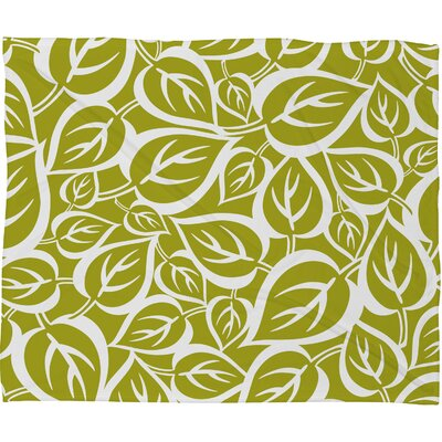 Falling Foliage Throw Blanket