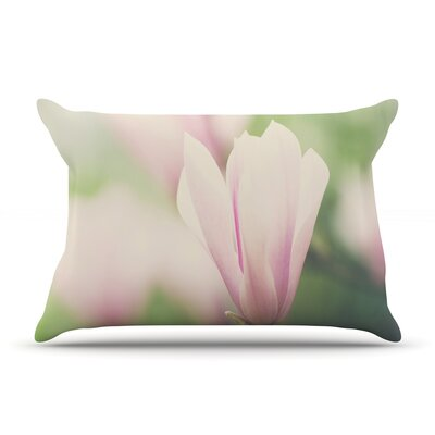 Laura Evans A Magnolia Pillow Case