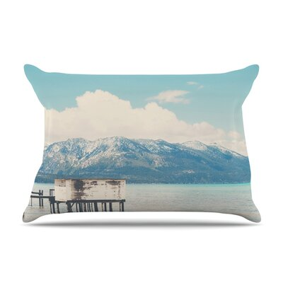 Laura Evans Down By The Lake Pillow Case