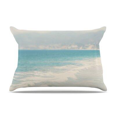 Laura Evans Waves Pillow Case