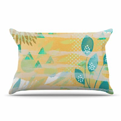 Li Zamperini Foliage Pillow Case