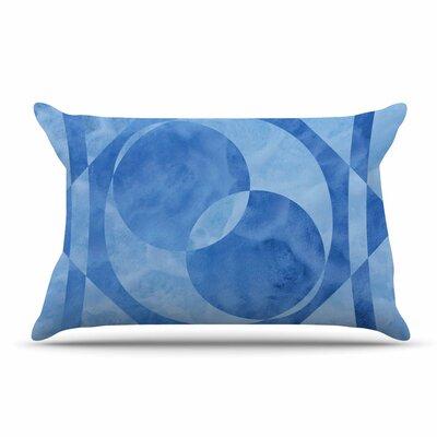Matt Eklund Seafoam Geometric Pillow Case
