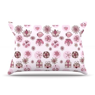 Marianna Tankelevich Cute Stuff Illustration Pillow Case