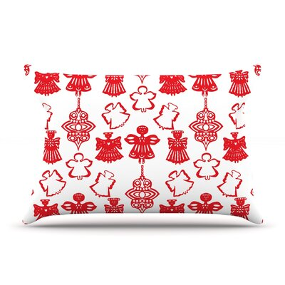Miranda Mol Angels Singing Holiday Pillow Case