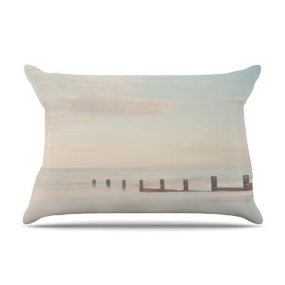 Laura Evans The Rising Tide Pillow Case