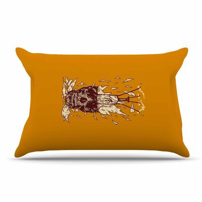 BarmalisiRTB Broken Bulb Pillow Case