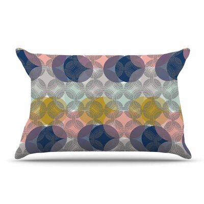 Maike Thoma Retro Spring Pillow Case