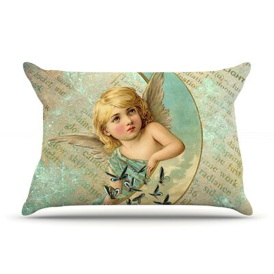 Suzanne Carter Angel Pillow Case