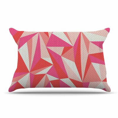 MaJoBV Stitched Pieces Pillow Case