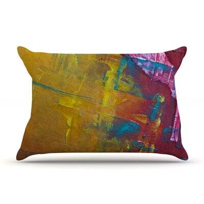 Malia Shields Cityscape Abstracts Iii Pillow Case