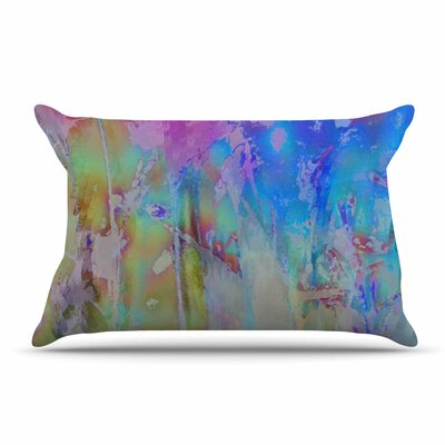 Malia Shields Painterly Foliage Series 3 Pillow Case