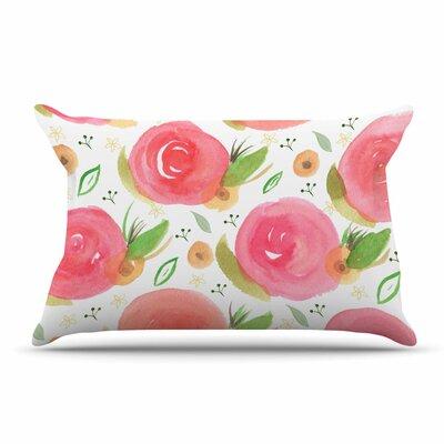 Li Zamperini Florsle Pillow Case