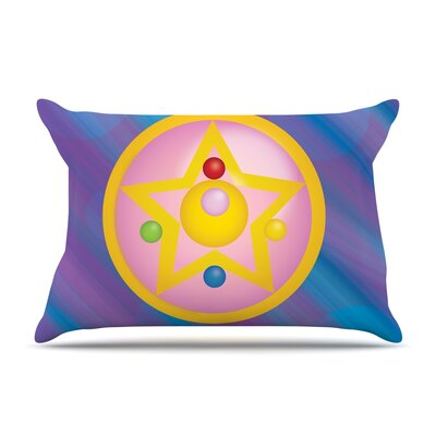 NL Designs Moon Pillow Case