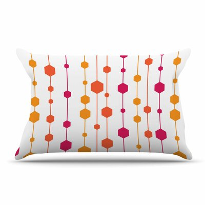 NL Designs Warm Dots Pillow Case
