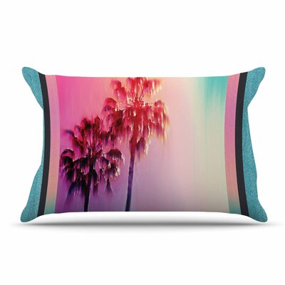 Nina May La Rainbow Pillow Case
