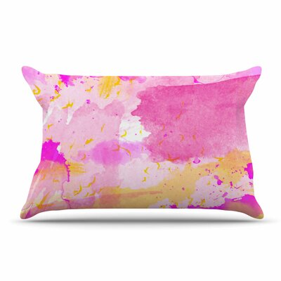 Shirlei Patricia Muniz  Pillow Case