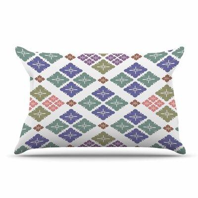 Setsu Egawa Happy Lozenge Pillow Case