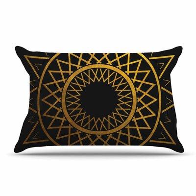 Matt Eklund Gilded Sundial Pillow Case