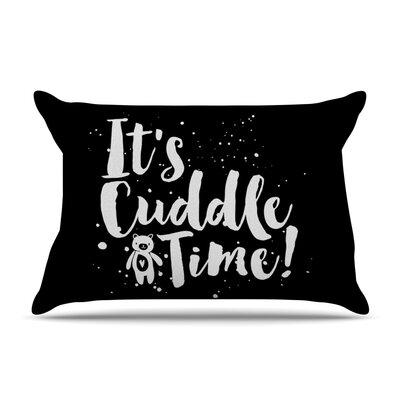 Nick Atkinson Cuddle Time Pillow Case
