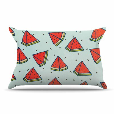 Strawberringo Watermelon Summer Love Fruit Food Pillow Case