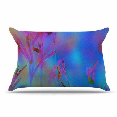 Malia Shields Painterly Foliage Series 2 Pillow Case