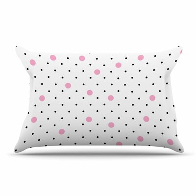 Project M Pin Points Polka Dot Pillow Case