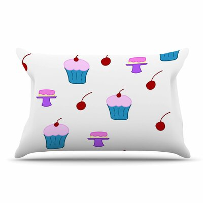 NL Designs Sweet Treats Food Pillow Case