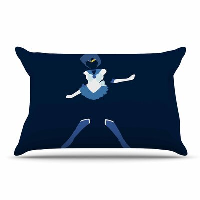 NL Designs Mercury Senshi Pillow Case
