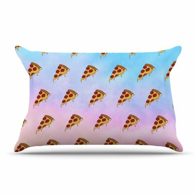 Juan Paolo Lucid Pizza Food Pillow Case