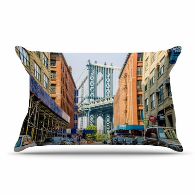 Juan Paolo Dumbo Urban Photography Pillow Case
