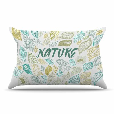 Pom Graphic Design Nature Earth Pillow Case