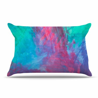 NL Designs 'Bold Choice' Painting Pillow Case