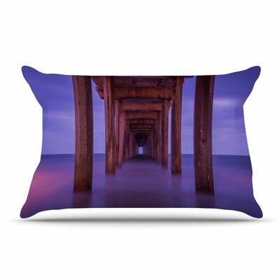 Juan Paolo Scripps Pier Pillow Case